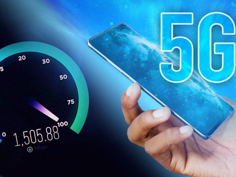 الجيل الخامس في مصر إختبار السرعة والباقات هتبقي ارخص