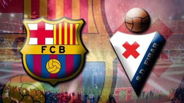 موعد مباراة برشلونة وايبار القادمة السبت 22 فبراير 2020 والقنوات الناقلة
