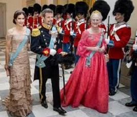 ملكة الدنمارك تشارك مع ملك بلجيكا في إحياء الحرب العالمية الثانية