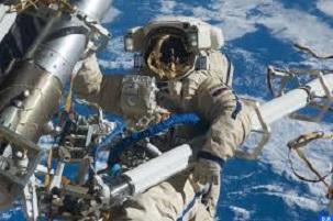 حديث حول أحد أعضاء وكالة الفضاء في روسيا