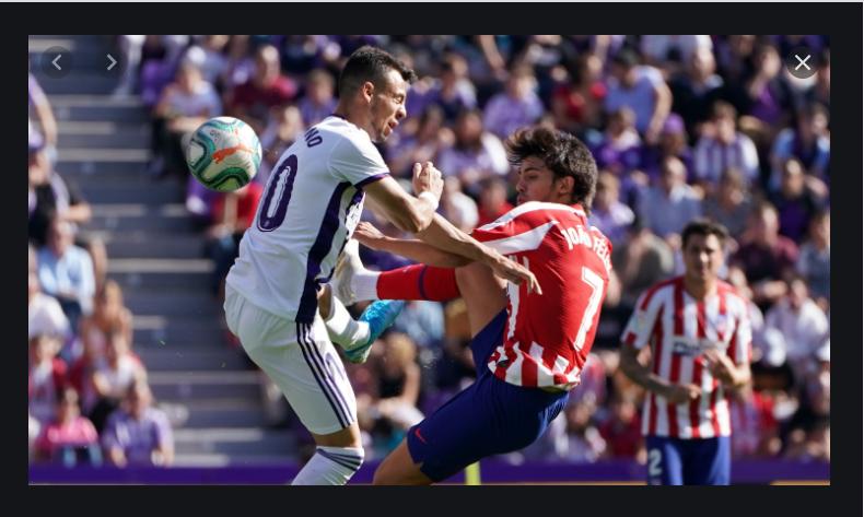 موعد مباراة اتلتيكو مدريد وبلد الوليد الدوري الاسباني والقنوات الناقلة