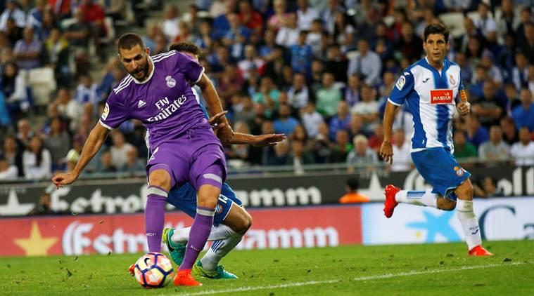 موعد مباراة ريال مدريد واسبانيول القادمة والقنوات الناقلة الدوري الاسباني