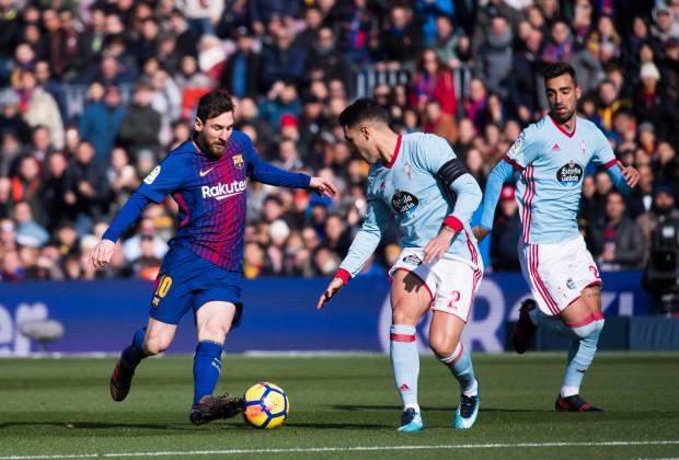 موعد مباراة برشلونة وسيلتا فيغو الخميس 1/10/2020 والقنوات الناقلة
